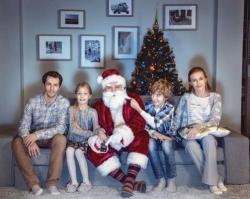 Психологи выяснили, почему вера в Деда Мороза исполняет желания