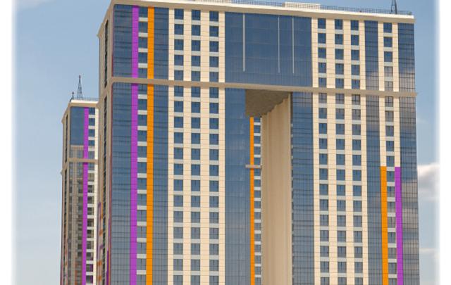 Новый дом «Феникс» преобразит центральный квартал Перми