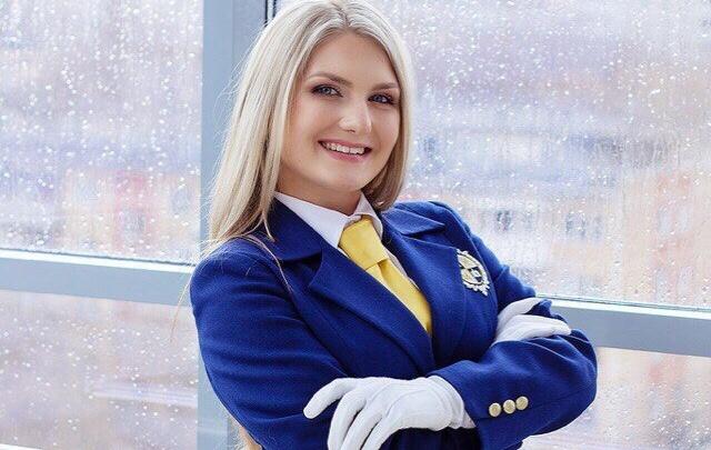 Волгоградка стала самой патриотичной и творческой студенткой России