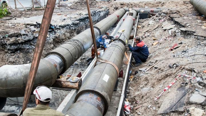 Из-за ремонтов без горячей воды на день останутся жители ряда домов на Набережной
