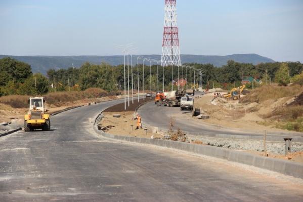 Протяженность улицы Арена-2018 составляет 2,5 км