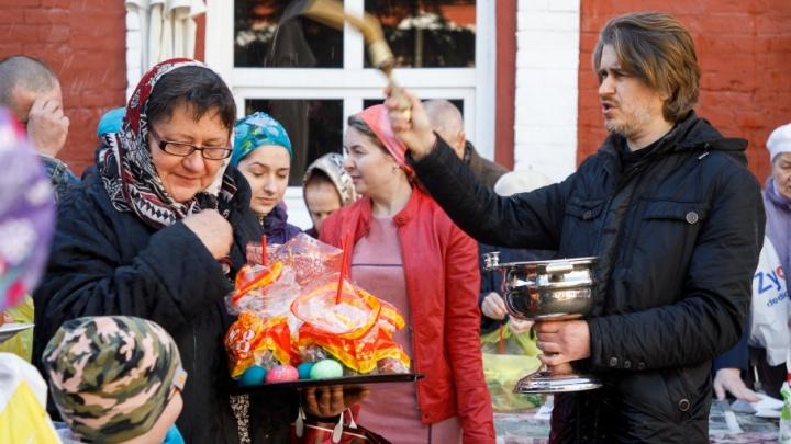 Пасхальный Волгоград: 25 лучших кадров большого праздника