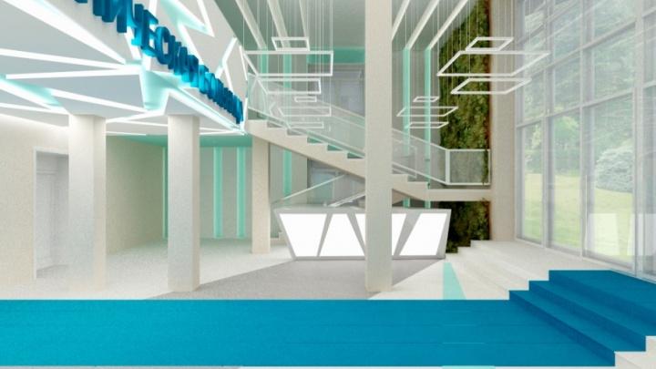 «Храм здоровья» с примочками: смотрим, какой будет поликлиника будущего в Челябинске