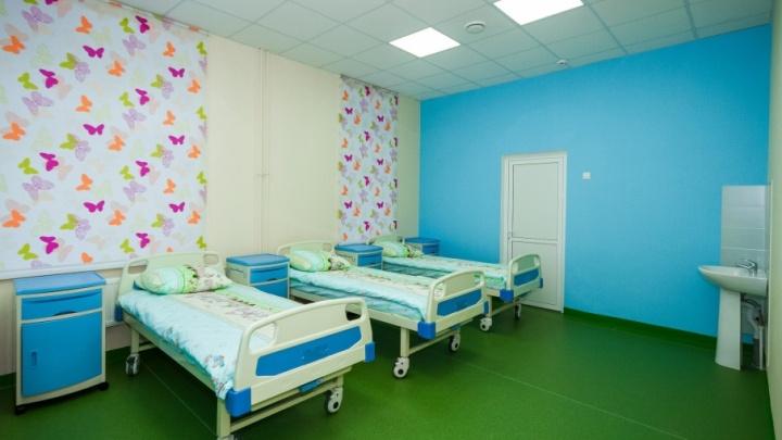 В Челябинске открыли отделение реабилитации для детей с тяжёлыми заболеваниями