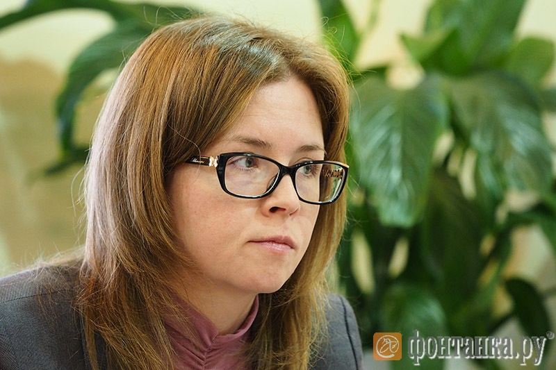 Юлия Лудинова, руководитель Проектного офиса по улучшению инвестиционного климата в Санкт-Петербурге