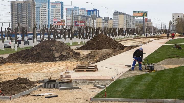 Общественники бьют тревогу из-за планов строительства на Мамаевом кургане парковки