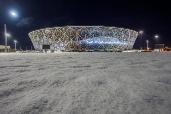 Аккаунты стадиона появились в двух популярных мессендежерах