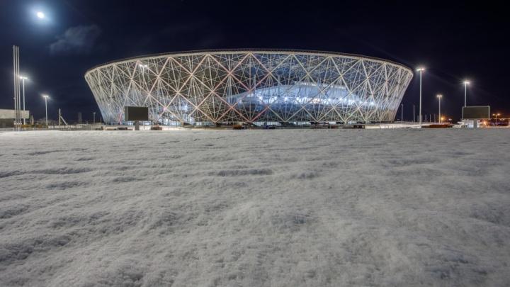 Стадион «Волгоград Арена» поселился в социальных сетях