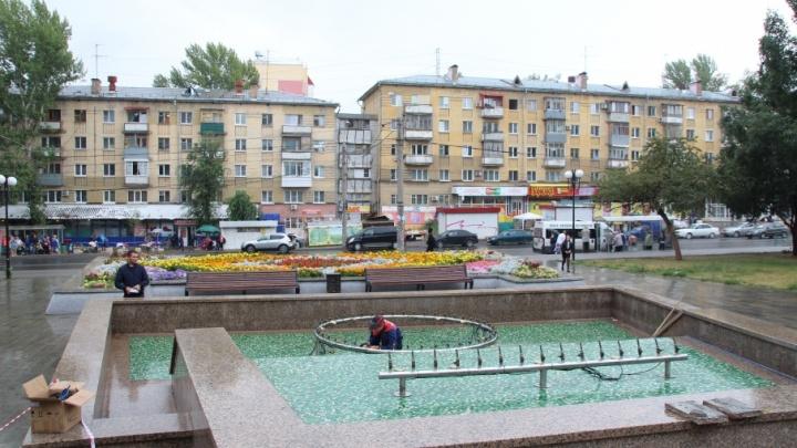 «Синий, красный, зеленый»: в Самаре заработают «цветные» фонтаны