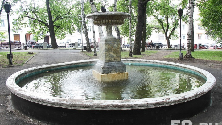 В Перми на два дня отключат городские фонтаны