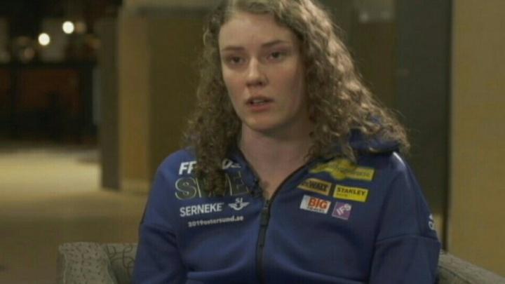 Биатлонистка из Швеции поддержала решение Самуэльссона о бойкоте, но сама планирует приехать в Тюмень