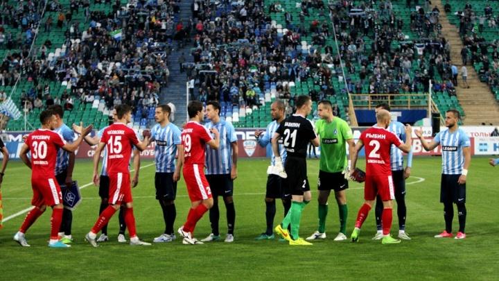 «Зажигали файеры на матче»: «Крылья Советов» заплатят штраф за фанатов