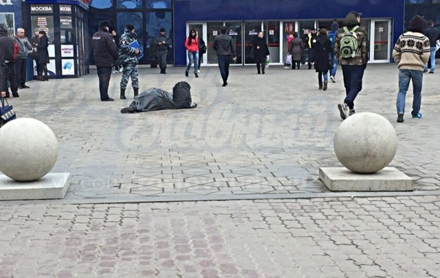 На автовокзале обнаружен труп мужчины