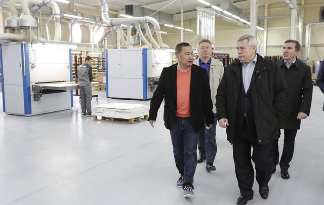 Губернаторскую сотню пополнили два новых инвестпроекта