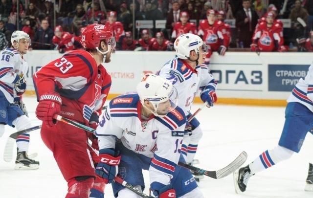 Сегодня «Локомотив» начнет серию со СКА в Санкт-Петербурге