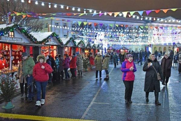 Ярославская ярмарка — одна из самых популярных в стране