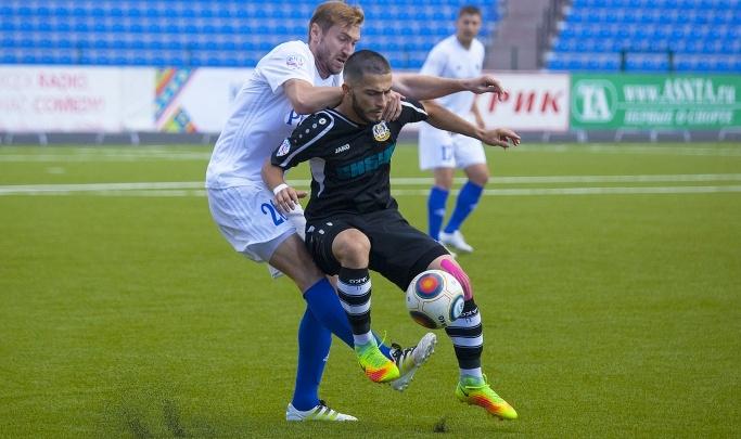 Ничья оставила ФК «Тюмень» на последнем месте турнирной таблицы