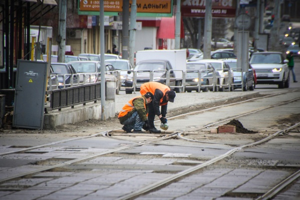 В воскресенье на улице Первой Пятилетки начнется ремонт путей