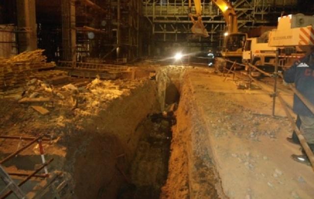 На стройке комплекса «ЗапСибНефтехим» в Тобольске погиб рабочий китайской компании