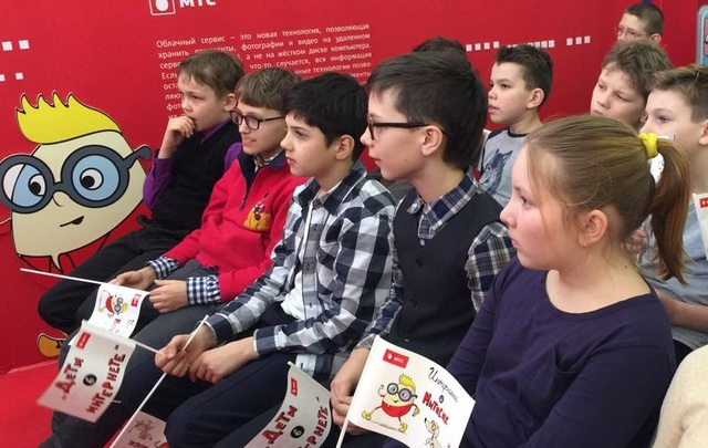 В Перми открылась интерактивная выставка «Дети в интернете»