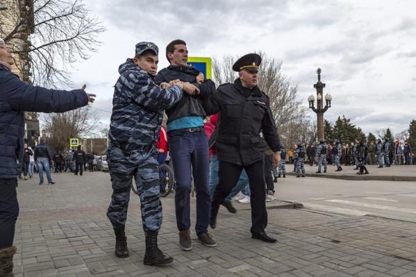 Сторонники оппозиционера потребуют свободы своему лидеру