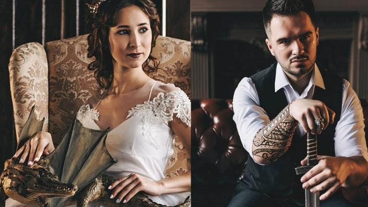 Трон и меч: ярославцы сыграли свадьбу в стиле сериала «Игра престолов»