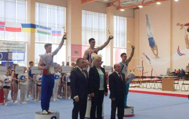 Гимнасты из Челябинска выиграли семь золотых медалей на международном турнире