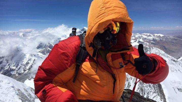 Экс-депутат Госдумы из Волгограда Олег Савченко покорил Эверест