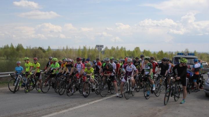 25 километров до путевки в «Демидково». Велосипедисты поборются за главный приз санатория