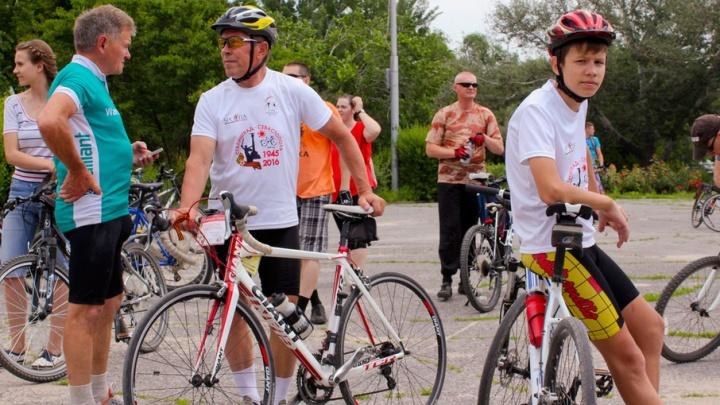 На велопарад в Волгограде обещают собрать тысячу участников
