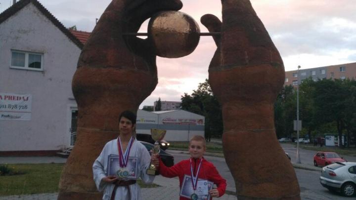 Ярославцы взяли четыре золота на чемпионате Европы по карате