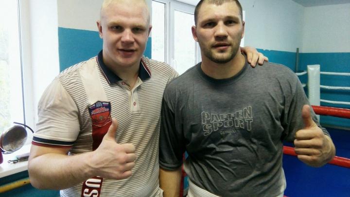 Два боксера-тяжеловеса из Волгограда одержали победы в престижном международном турнире