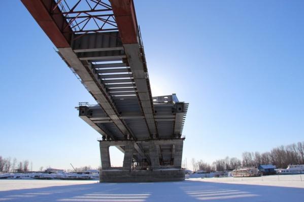 Фрунзенский мост хотят достроить в 2019 году