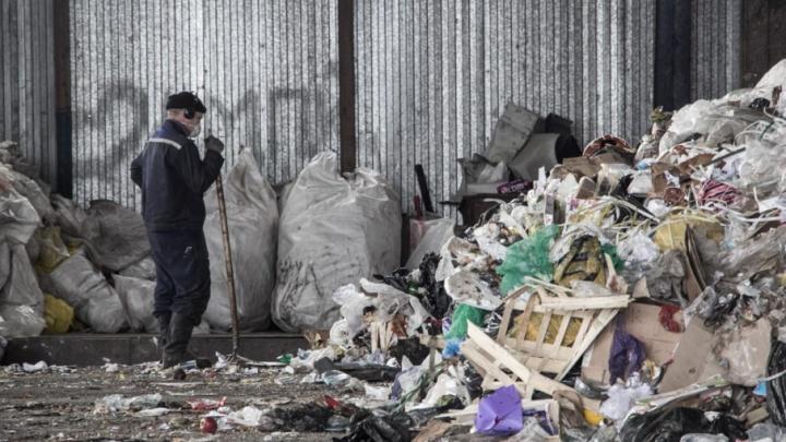 В Архангельской области появился единый мусорный оператор