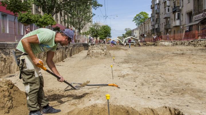Тайны меотов: археологи продолжают изучать древний некрополь в центре Ростова