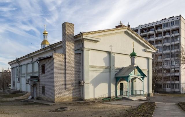Мощи особо почитаемых святых выставят в Советском районе Волгограда