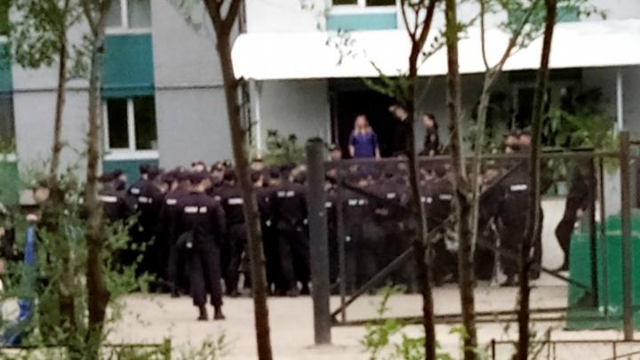 Иногородних полицейских заселили в общежитие Самарского университета путей сообщения