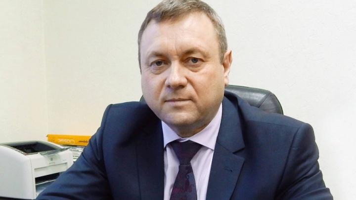 Константин Доронин покинул пост министра природных ресурсов Архангельской области