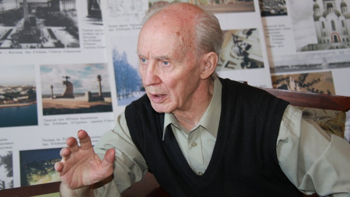 Умер бывший главный архитектор Архангельска, спроектировавший Воскресенскую и монумент Победы