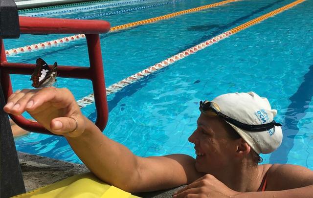 Юлия Ефимова показала лучший результат сезона в мире на чемпионате России по плаванию