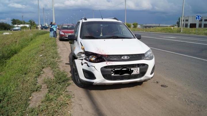 Трагедия под Самарой: водитель из Ульяновской области насмерть сбил мальчика