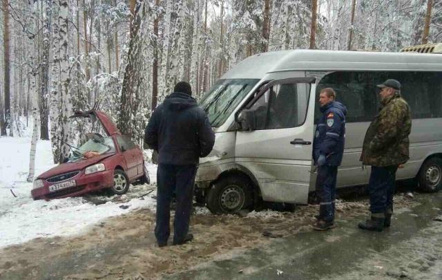 В Челябинской области в ДТП с автобусом погибли супруги из Озерска