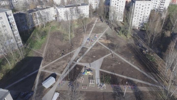 Мэр услышал: власти оставят в покое благоустроенный двор на Суздалке
