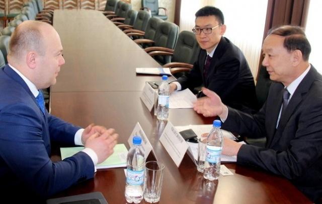 Поморье и китайская провинция Хэйлунцзян договариваются о сотрудничестве