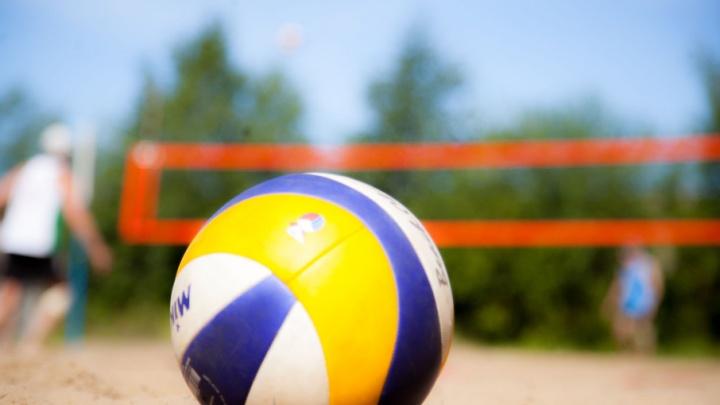 Сборная Поморья по пляжному волейболу взяла пять наград на турнирах в Великом Новгороде