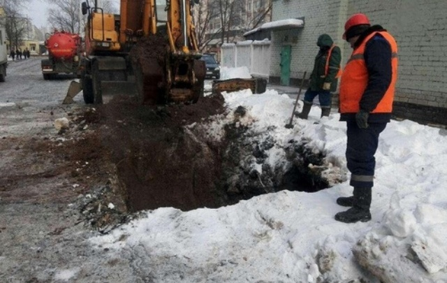 В Перми устранили аварию, из-за которой четыре тысячи человек остались без воды