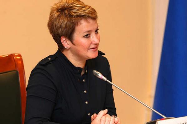 Зампредседателя правительства Архангельской области Екатерина Прокопьева прошла тренинг