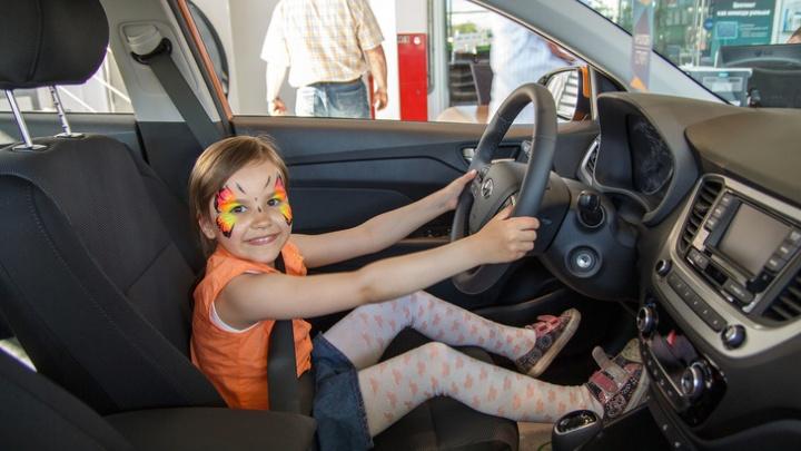 Автосалон «Hyundai Динамика» анонсировал жаркие июльские спецпредложения