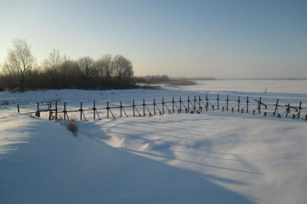Ледозащитные сооружения стоят на каждом водохранилище