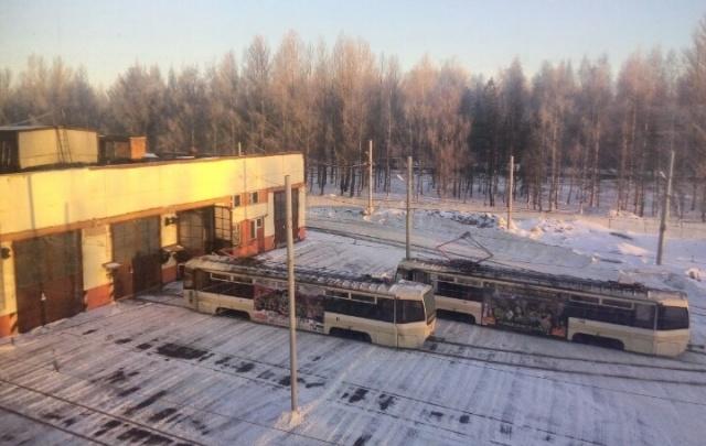 В троллейбусах и трамваях Ярославля появится Wi-Fi